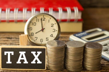 Finance Ministry stares at direct tax revenue shortfall with the aid of Rs 70,000 crore to Rs 1 lakh crore