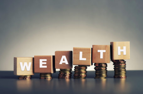 The street to wealth advent is paved with smart investments